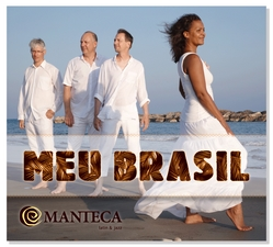 MANTECA Meu Brasil Cover