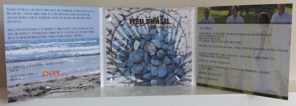 MANTECA - CD Meu Brasil - Innenseite