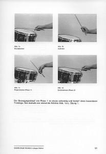Snare Drum Technik II - Seite 11 Rudimental ton ab Musikverlag