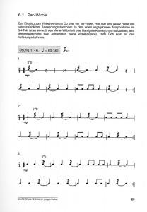 Snare Drum Technik 4 - Seite 23 ton ab Musikverlag