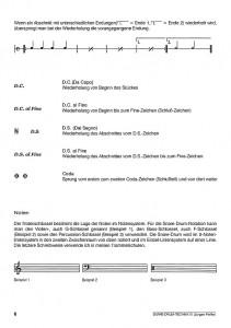 Snare Drum Technik 4 - Seite 6 ton ab Musikverlag